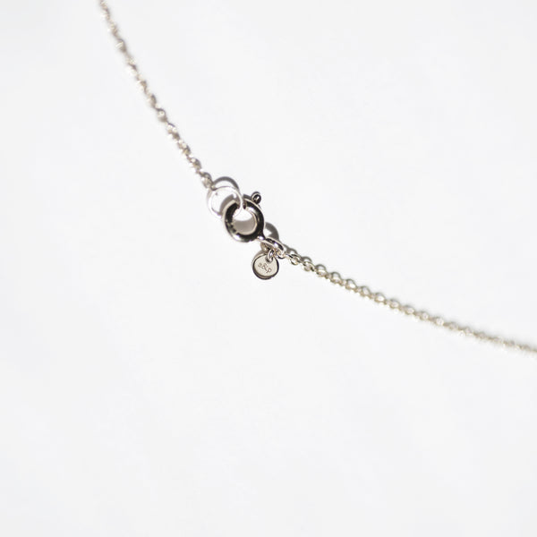 Proxigean Glyph Necklace | Silver