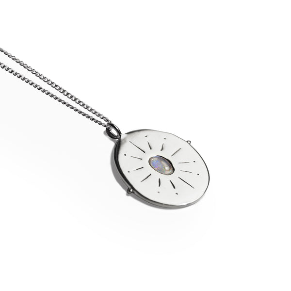 Il Vero Nord | True North Necklace | Silver