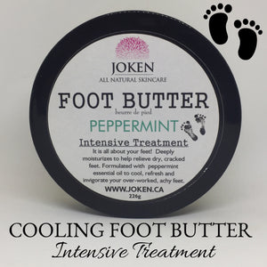 COOLING FOOT BUTTER
