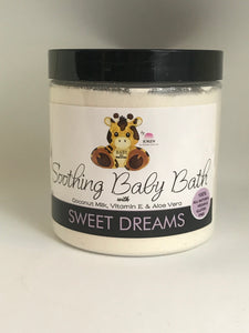 SOOTHING BABY BATH