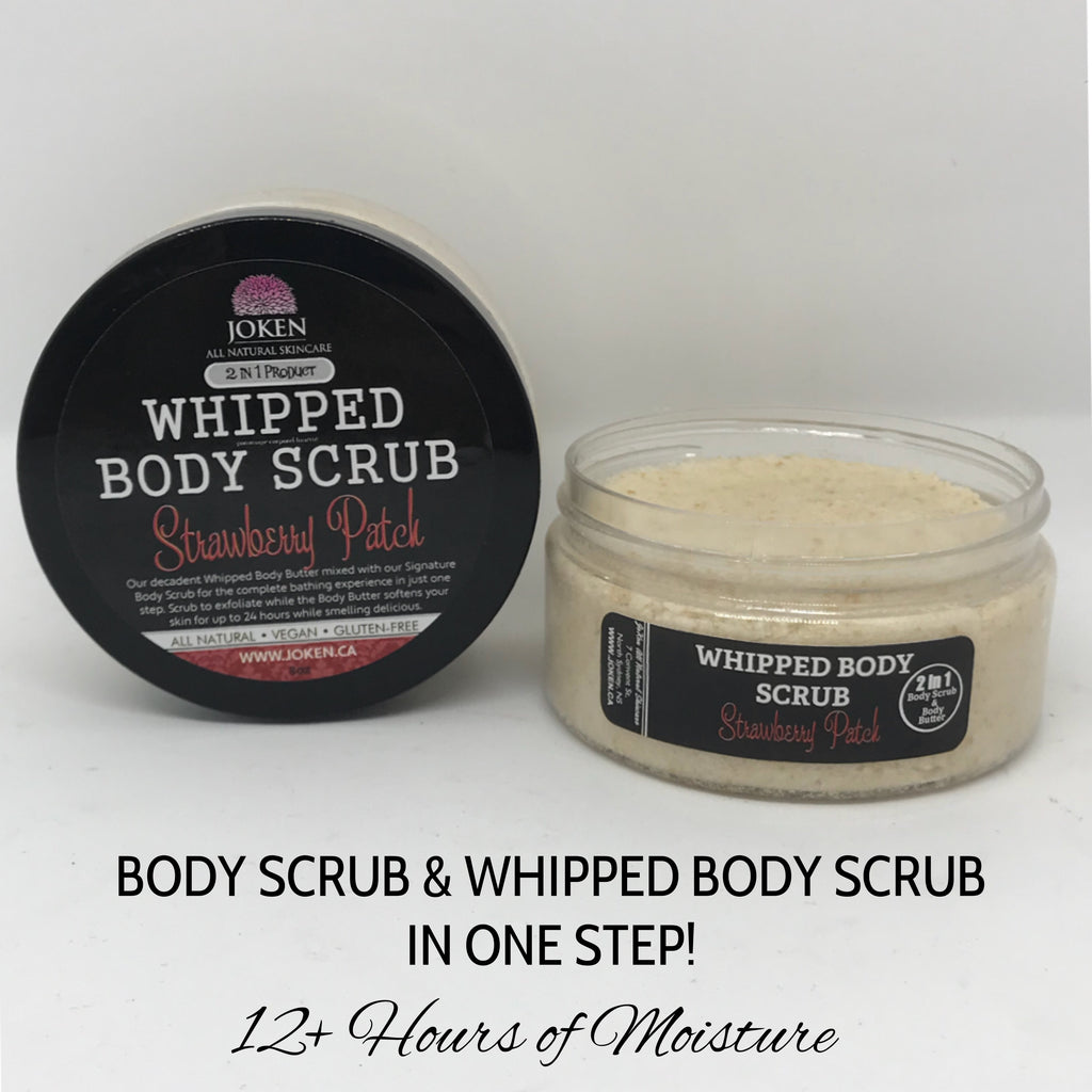 WHIPPED 2 IN 1 BODY SCRUB