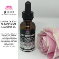 OILS OF ESSENCE FACE & BODY OIL