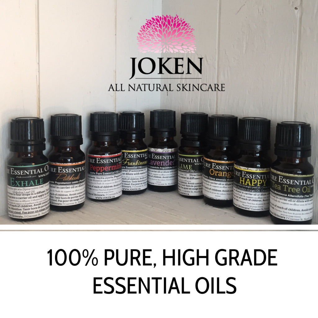 Exhale Essential Oil Blend 10ml