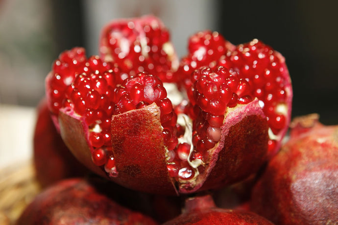 Benefits of Pomegranate Oil
