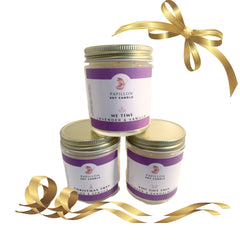 Papillon Soy Candle Gift Set
