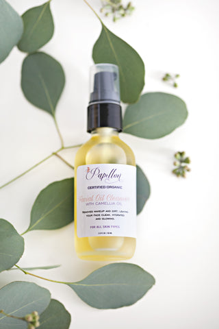 Organic Facial Oil Cleanser