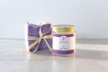 Soy Candle & Soap Gift Set