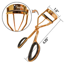 Papillon Rose Gold Eyelash Curler