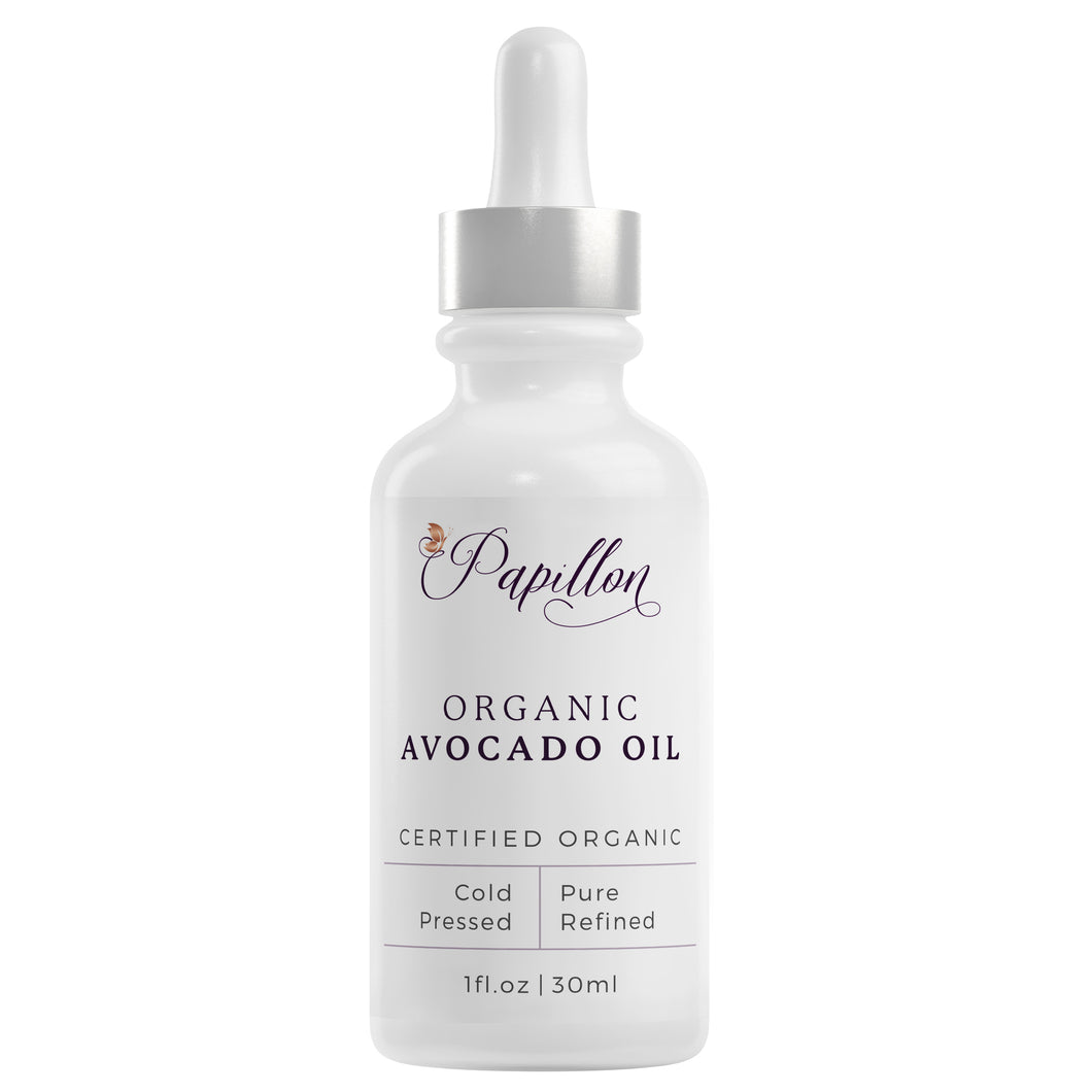 Certified Organic Avocado Oil (Cold Pressed  - Refined)