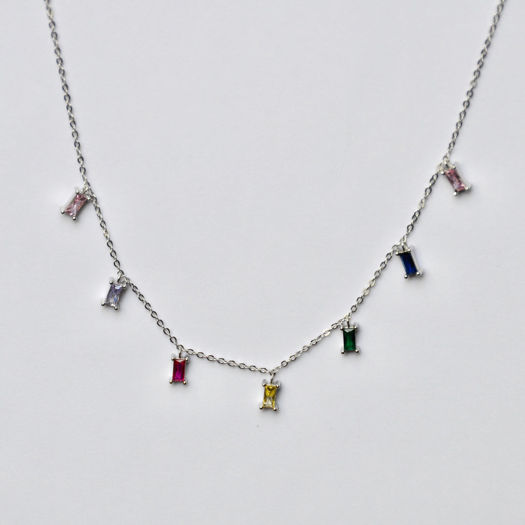 Collar Spring Colors Silver