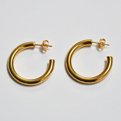 Big Hoops Gold