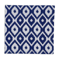Blue White Patterns Cloth Napkin