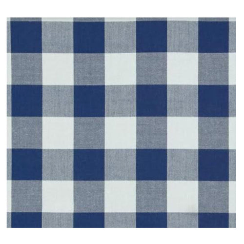 Blue Checked Cotton Napkin