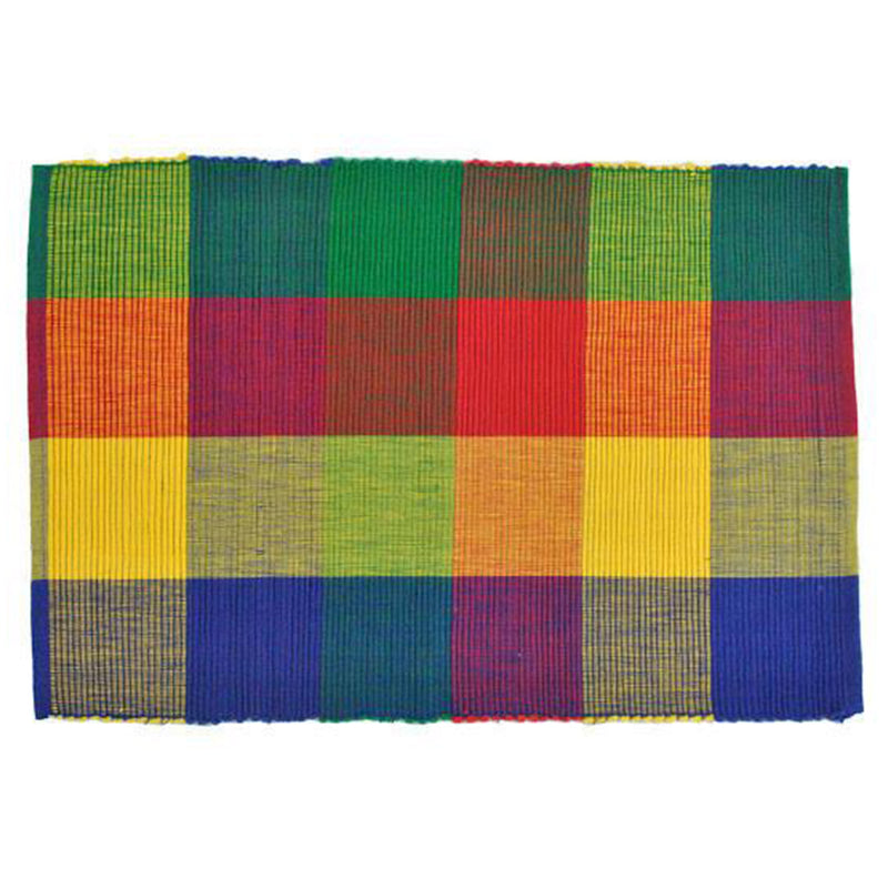 Indian Summer Ribbed Placemat