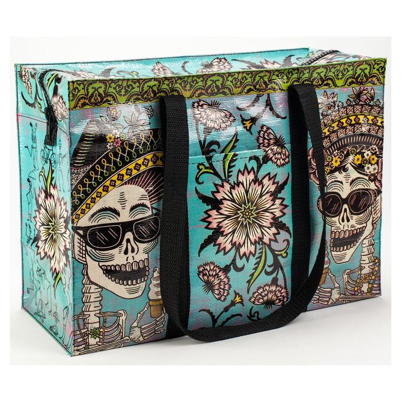 Day of the Dead Shoulder Tote Bag