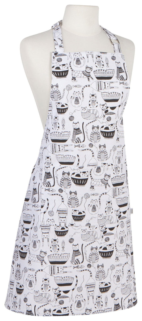 Cats Cotton Apron
