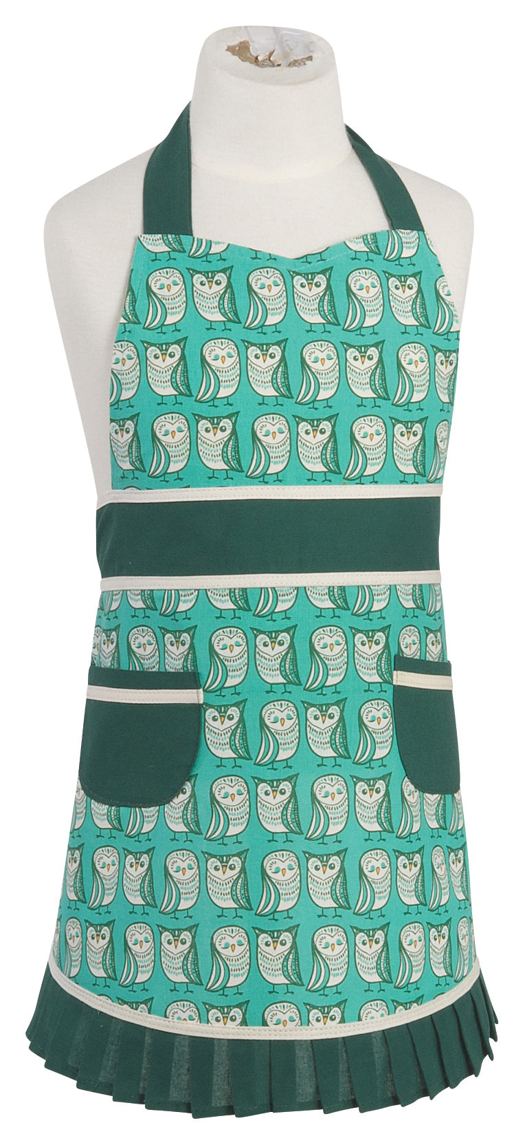 Hoot Owl Childs Apron