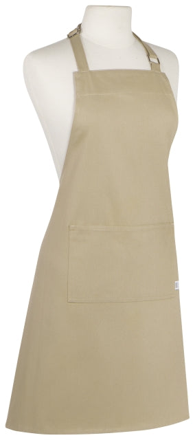 Heavy Cotton Natural Sandstone Apron