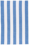 Blue Stripe Cotton Towel