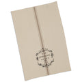 Ivory French Grain Sack Dish Towel