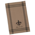 Tan French Grain Sack Dish Towel