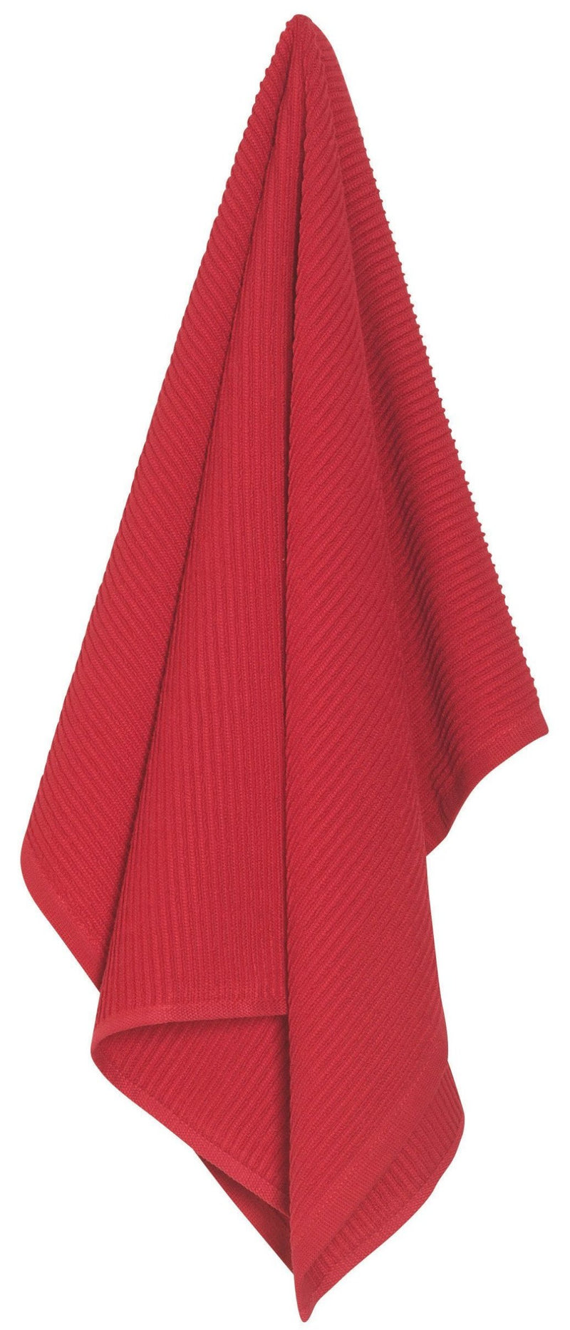 Red Terry Dish Towel