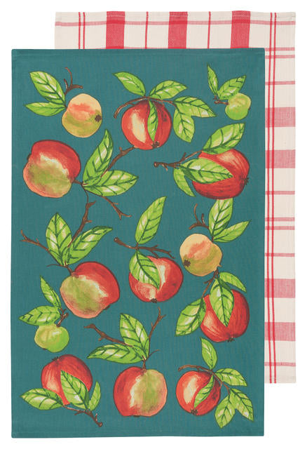 Apple Orchard Kitchen Towel Set