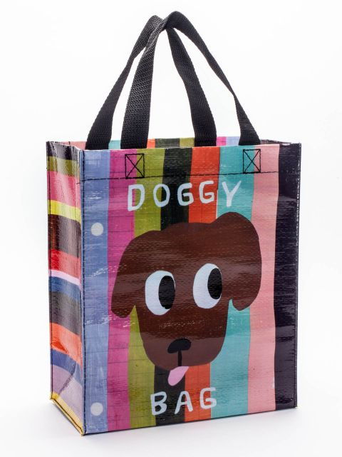 Doggy Bag Handy Tote Bag