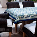 French Blue 60 X 90 Tablecloth