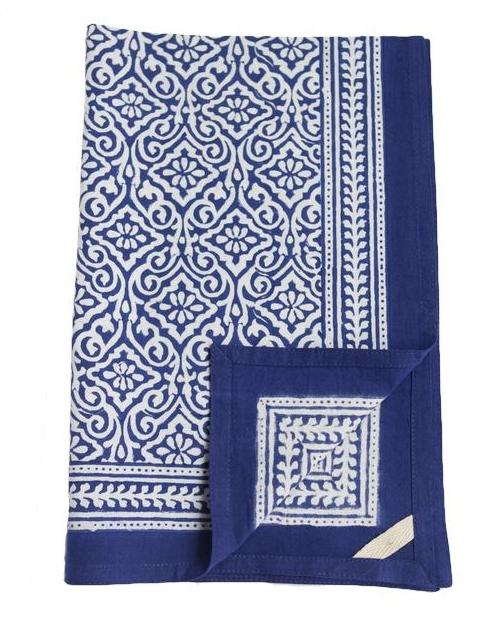 Jaipur Blue Kitchen Towel