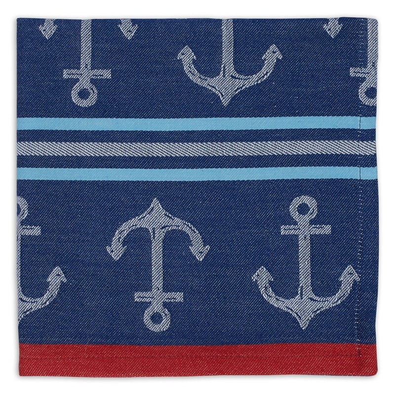 Anchor Stripes Napkin