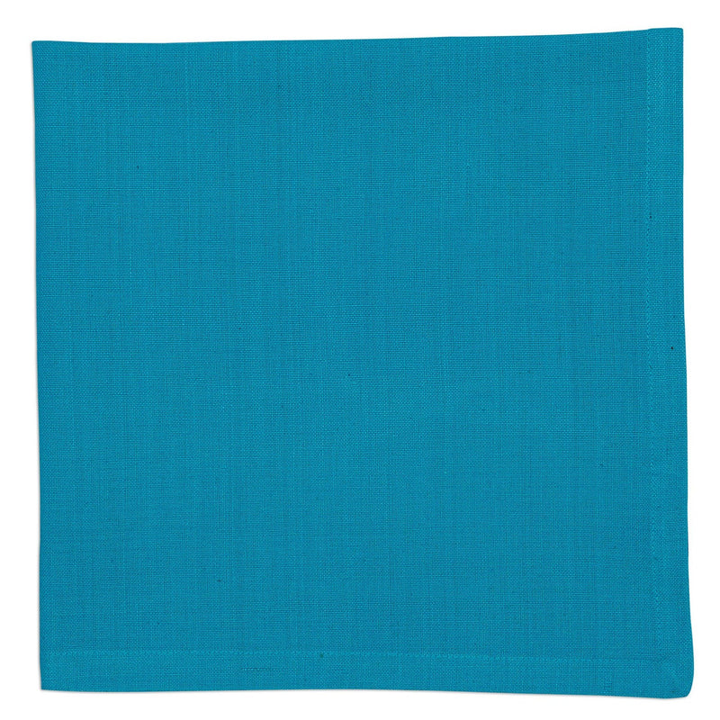 Solid Turquoise Napkin