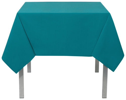 Teal Cotton 60 x 120 Tablecloth