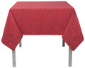 Wonderland Red Jacquard 60 x 90 Tablecloth