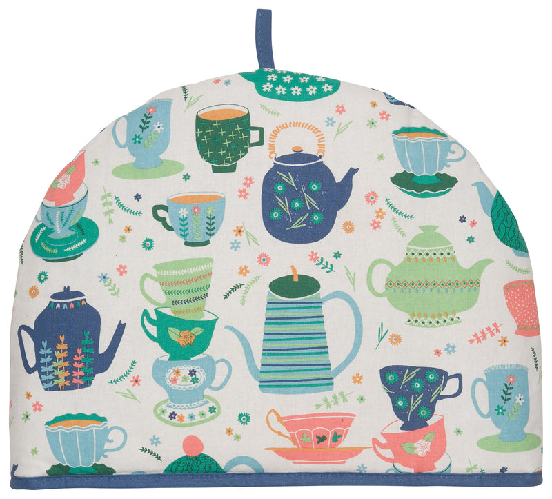 Teapots Cotton Fabric Tea Cozy