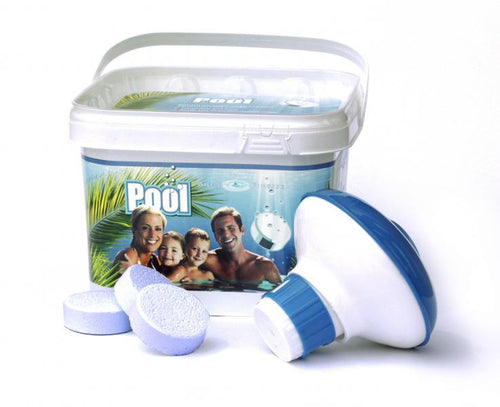 Aquafinesse™ Pool Care tabs