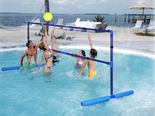 Water volleybal set