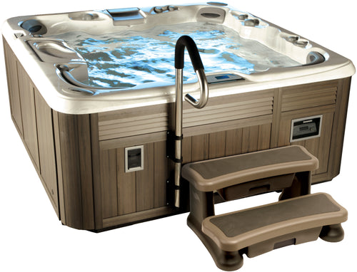 Safe-T-Rail - Stainless Steel - Jacuzzi-producten.nl