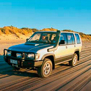 Arb deluxe bar isuzu trooper 1998 03 without flares 3444060 arb deluxe bar isuzu trooper 1998 03 without flares 3444060 aloadofball Images