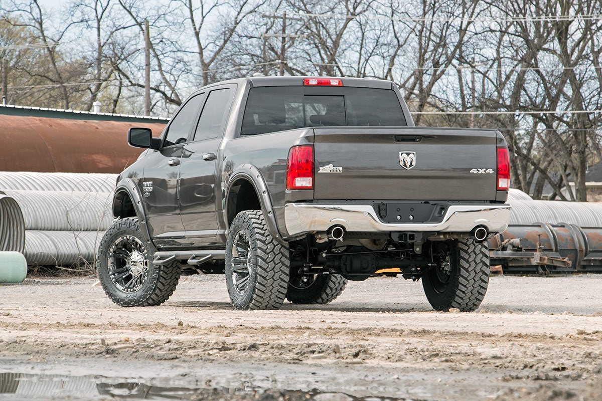 6in Dodge Suspension Lift Kit (12-17 Ram 1500 4WD) - Autobruder 4WD