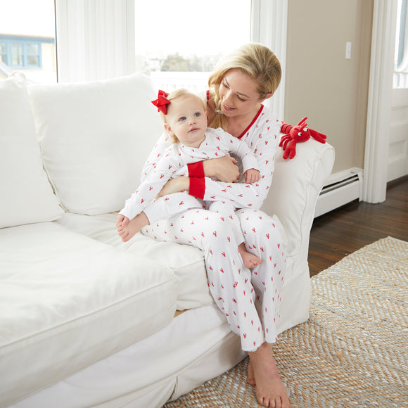 Women's New England Lobster Pajama Set