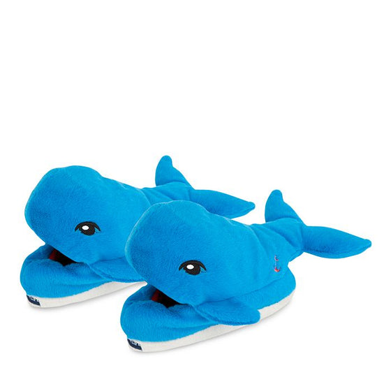 SUNNYLIFE Whale Slippers-Size Medium
