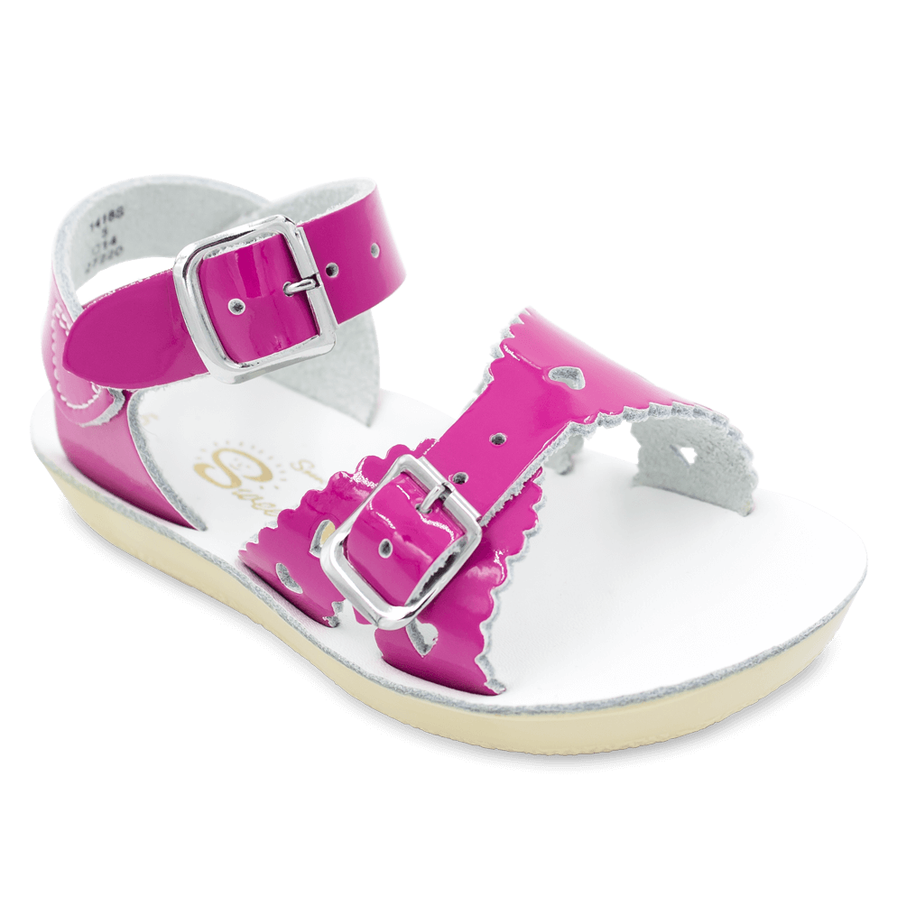 Nantucket Kids Sun-San Sweetheart Sandals