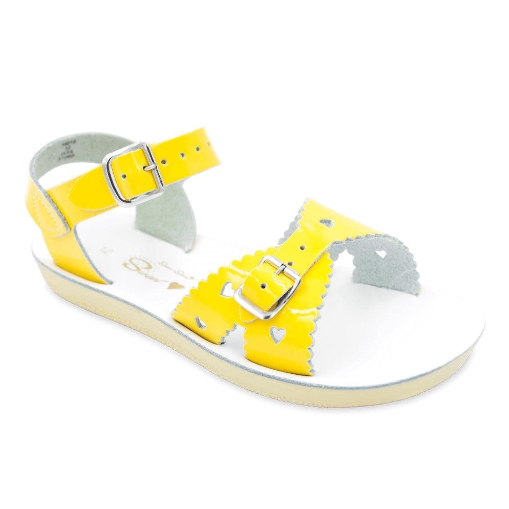 Sun-San® Sweetheart Sandals-Ocean House Yellow