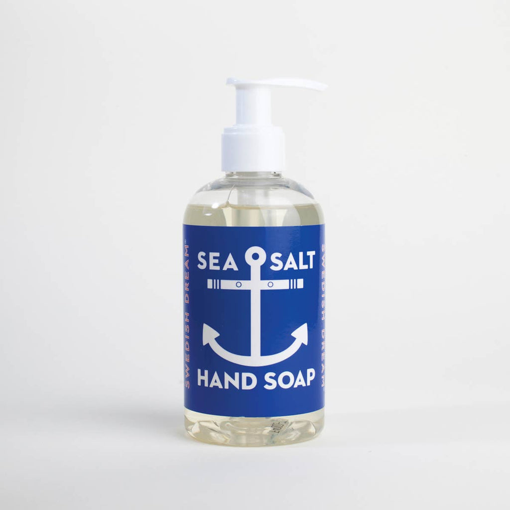 Sea Salt Liquid Hand Soap - Swedish Dream