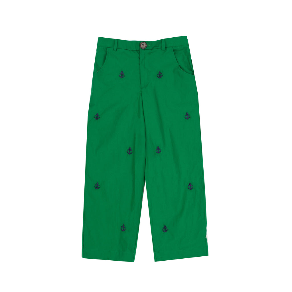 Twill Anchor Trousers