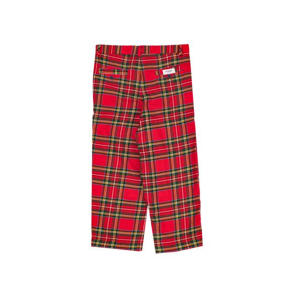 Royal Tartan Trousers