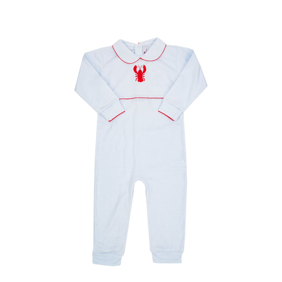 New England Lobster Pima Romper