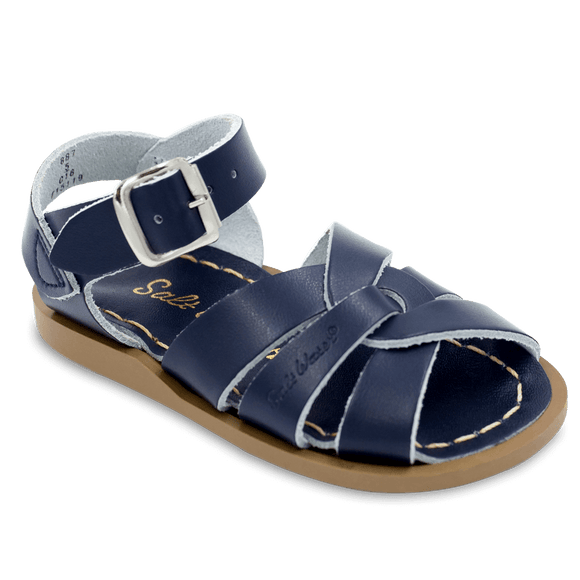 Original Salt-Water Sandals-Nautical Navy