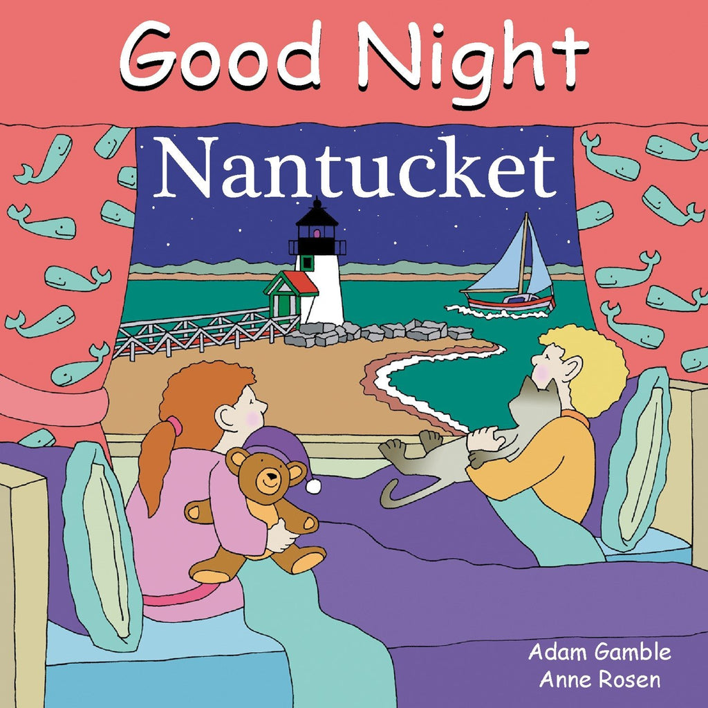 Good Night Nantucket Board Book
